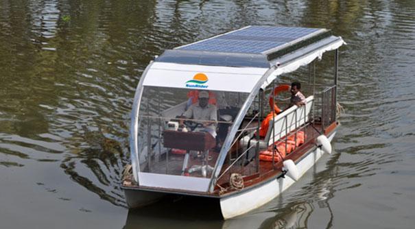 Team Sustain | Solar Powered Boats